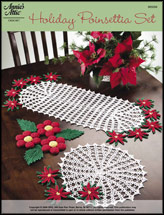 Holiday Poinsettia Set