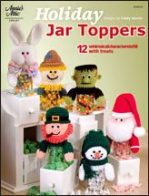 Holiday Jar Toppers