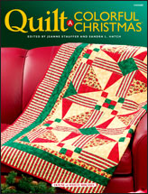 Quilt a Colorful Christmas