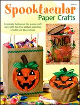 Spooktacular Paper Crafts
