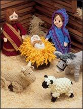 Crochet Creche