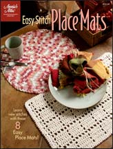 Easy Stitch Place Mats