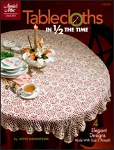 Tablecloths in 1/2 the Time