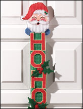 Ho Ho Ho Door Decor