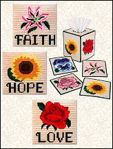 Flowers & Faith Decor