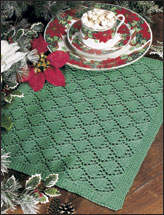 Christmas Forest Place Mat