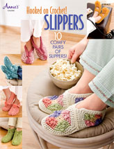 Hooked on Crochet! Slippers