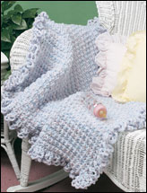 Quick & Easy Baby Afghan