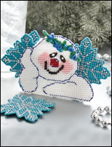 Snow Angel Coasters