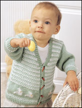 Baby Bunnies Sweater