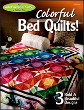 Colorful Bed Quilts!