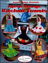 Apron Strings Kitchen Towels