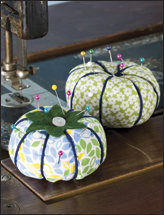 Little Scrappy Pincushions