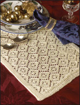 Diamond Lace Place Mats