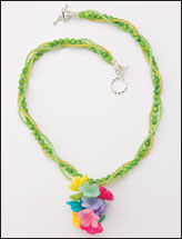Spring Blossom Necklace