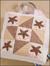 Starfish Beach Tote