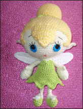 Tinker Fairy Doll