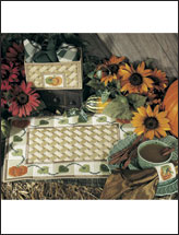 Pumpkin Patch Table Set