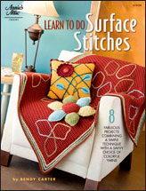 Learn to do Surface Stitches