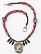 Horsefeathers Necklace
