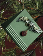 Ornament Gift Card