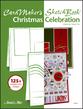 CardMaker's Sketch Book: Christmas Celebration