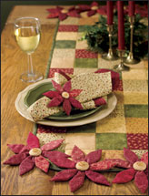 Poinsettia Table Set