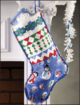 Jolly Christmas Stocking