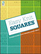 Easy Knit Squares