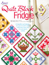 Quilt Block Fridgie Magnets