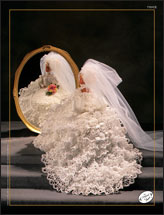 The Antebellum Collection Bride Doll