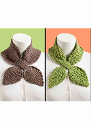 Easy Lotus Scarves