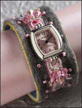 Snappy Cuff Watch