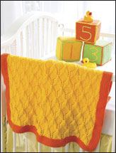 3-D Baby Blanket & Toy Blocks