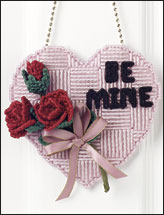 Be Mine Door Hanger