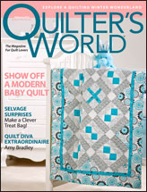 Quilter's World February 2010