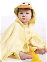 Quacker Cutie Bath Wrap
