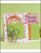 Peekaboo Easter Card