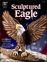 Sculptured Eagle