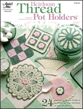 Heirloom Thread Pot Holders