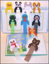 Hug-a-Buddy Bookmarks