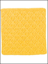 Lemon Punch Dishcloth