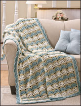 Shells, Sand & Sea Throw
