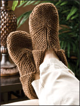 Easy Zip Slippers