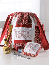 Simply Charming Sewing Set