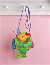 Fish Pocket Purse