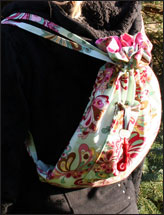 Reversible, Compact, Backpack & Tote in One