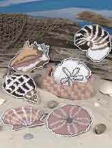 Sea Treasures Coasters