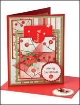 Christmas Gift-Card Holder