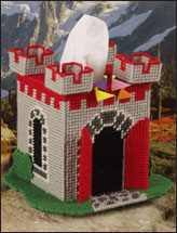 Castle Tissue Topper